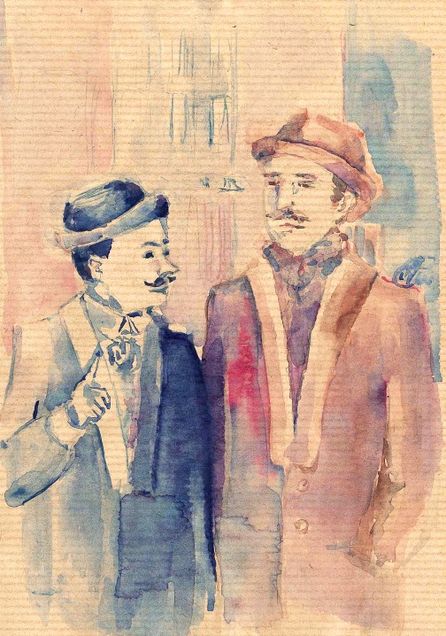poirot and japp