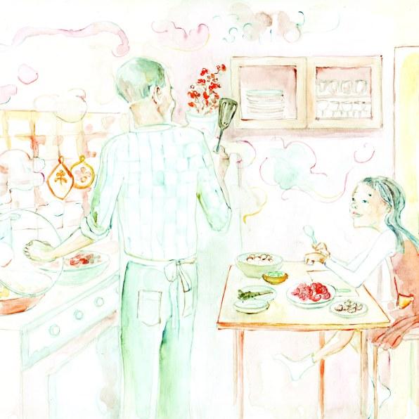 cuisine fille